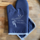 pannelapset blauw set 4